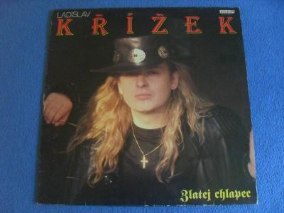 LP Ladislav Křížek - Zlatej chlapec