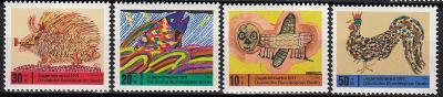 Západní Berlín / West Berlin 1971 Mi.386 -389 MNH **