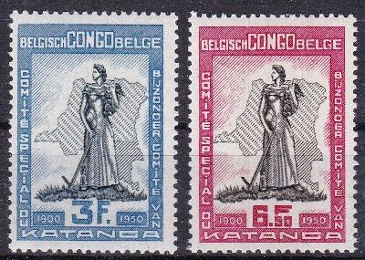 Belgické Kongo