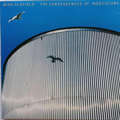 Mike Oldfield - The Consequences of Indecisions - HAPPY BIRD 1981 - EX
