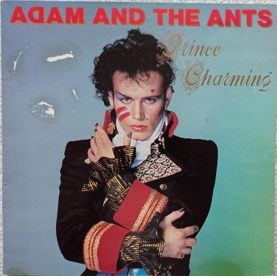 Adam and The Ants - Prince Charming - CBS 1980 VG+