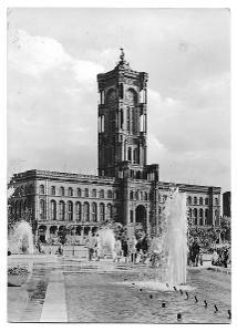 1 NĚMECKO - BERLIN - RADNICE