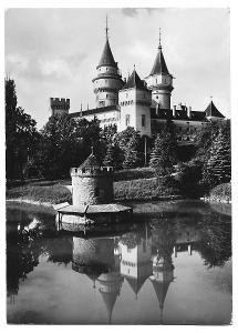 1 SLOVENSKO - ZÁMEK BOJNICE
