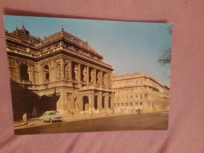 Pohlednice Budapešť,prošlé poštou