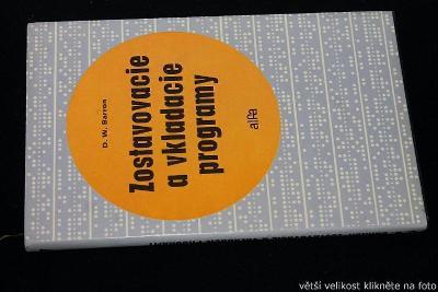 Zostavovacie a vkladacie programy - D.W.Barron   (s6)