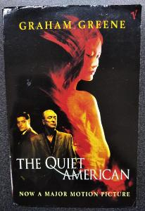 The Quiet American - Tichý Američan - Graham Greene