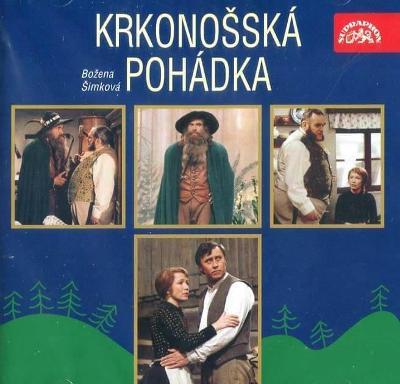 KRKONOŠSKÁ POHÁDKA (3 CD) - AUDIOKNIHA
