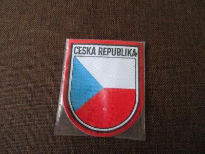 Nášivka Česká republika