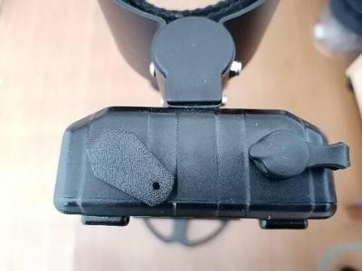 Golden mask6 kryt konektoru nabíjení