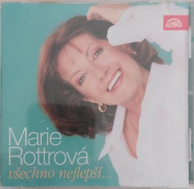 CD Marie Rottrová - Všechno Nejlepší