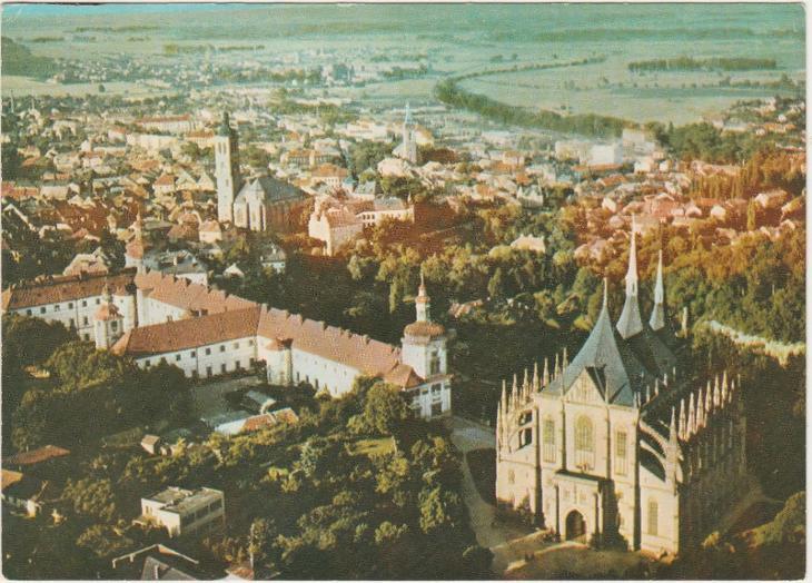 středočesky kve 8/VF neprošla-kutna hora - Pohlednice