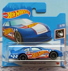 Dodge Charger Stock Car HotWheels