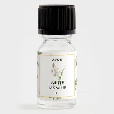 Aromatický olej s vůní bílého jasmínu