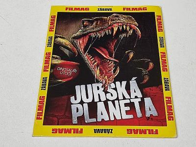 JURSKÁ PLANETA / DVD NOVÉ