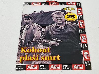 KOHOUT PLAŠÍ SMRT / DVD NEŠKRÁBLÉ