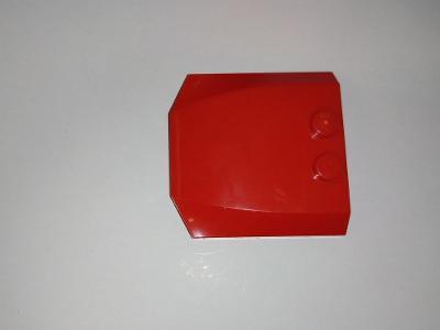 Lego díl 45677 - malá kapota červená