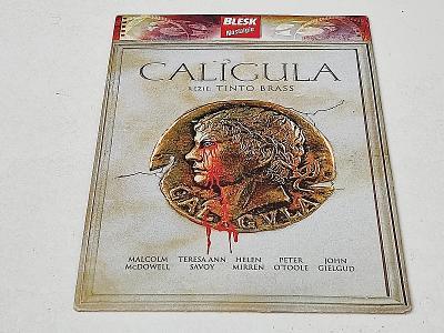 CALIGULA : MALCOLM MCDOWELL / DVD NEŠKRÁBLÉ
