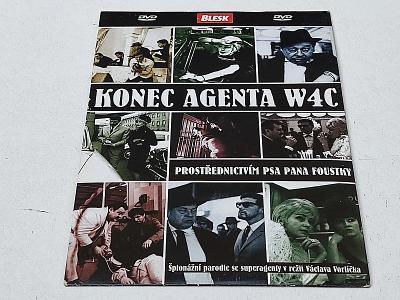 KONEC AGENTA W4C / DVD NEŠKRÁBLÉ