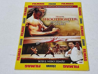SHOOTFIGHTER / DVD NOVÉ