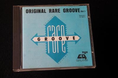 CD - Various – Original Rare Groove Vol. 1  (o2)