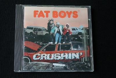 CD - Fat Boys - Crushin'   (o1)