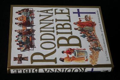 Rodinná Bible - Claude-Bernard Costecalde