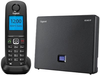 Bezdrátový telefon Gigaset A540 Ip