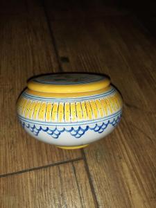 Dóza Tupeská keramika