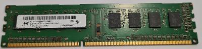 Paměť RAM do PC RAM DDR3 Micron MT8JTF25664AZ 1G4M1 2 GB 1333Mhz