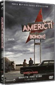 Američtí bohové 1. série - 4 DVD