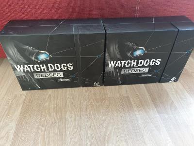 Watch Dogs DEDSEC EDITION - limitovaná / sběratelská edice (bez hry)