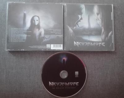 NEVERMORE The Obsidian Conspiracy