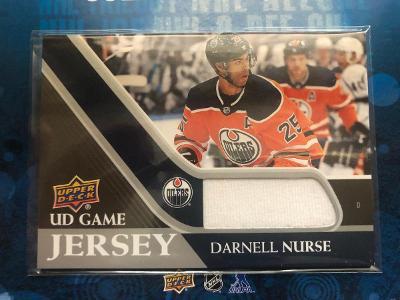 Darnell Nurse UD Game Jersey