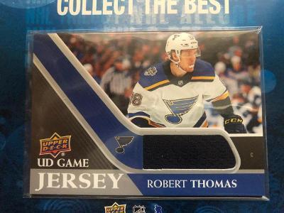 Robert Thomas UD Game Jersey