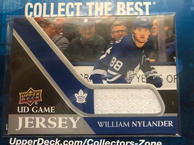 William Nylander UD Game Jersey