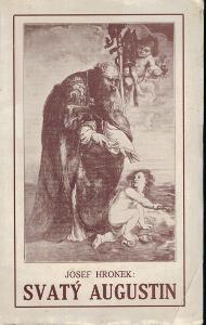 Josef Hronek: Svatý Augustin, 1930