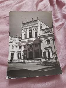 Pohlednice Varšava - Palac w Willanowie,prošlé poštou