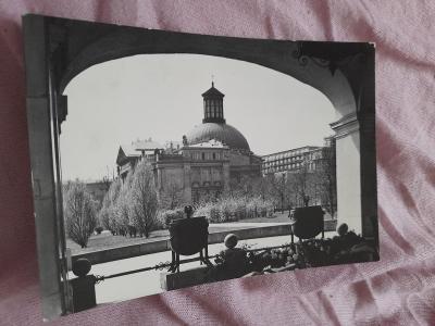 Pohlednice Varšava,r.1969,prošlé poštou