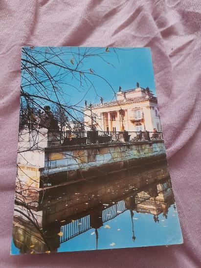 Pohlednice Varšava,r.1967,prošlé poštou  - Pohlednice