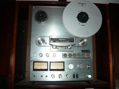 Kotoučový magnetofon SONY TC-766-2