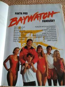 Pobřežní hlídka-Baywatch === kniha- fakta pro fanoušky seriálu