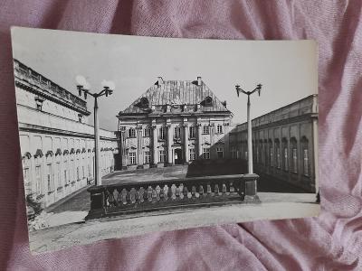 Pohlednice Varšava,r.1966,prošlé poštou