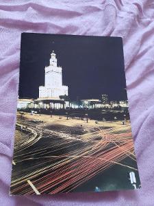 Pohlednice Varšava,r.1967,prošlé poštou