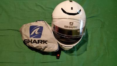 Přilba na motorku Shark Spartan Blank