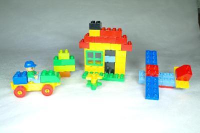 LEGO Duplo 5506 Velká cihlová krabice