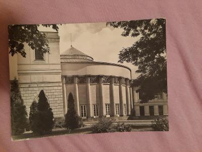Pohlednice Varšava - Gmach Sejmu,prošlé poštou