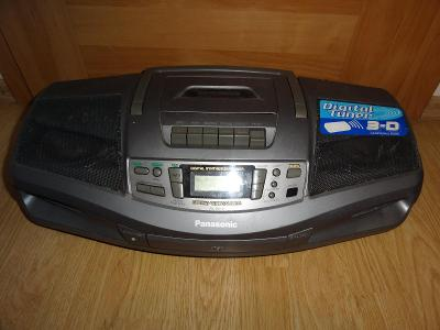 PANASONIC RX DS 19