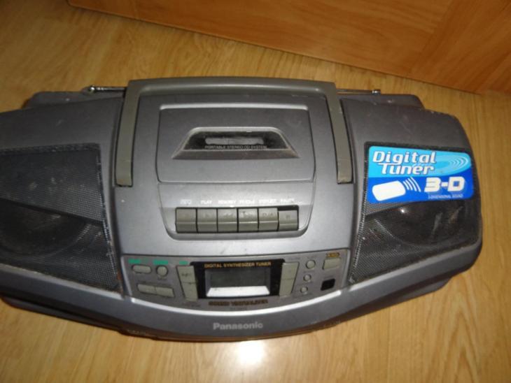 PANASONIC RX DS 19 - Starožitnosti