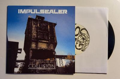 "IMPULSEALER/NO GOT RHETORIC - 7""EP GRINDCORE METAL THRASH"
