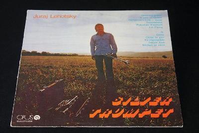 LP - Juraj Lehotský - Silver Trumpet  (l20)
